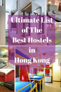 Ultimate List of The Best Hostels in Hong Kong. _ Please Like Before you RePin _ Sponsored by International Travel Reviews - Worldwide Travel Writers & Photographers Group. Focus on Writing Reviews & Taking Photographs for Travel, Tourism, & Historical Sites clients. Rick Stoneking Sr. Owner/Founder. Tweet us @ IntlReviews Info@InternationalTravelReviews.com