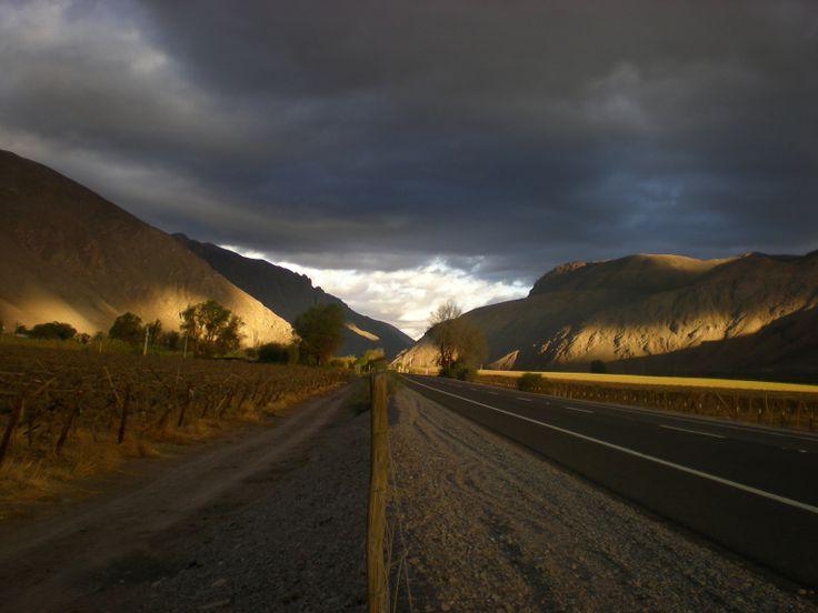 Valle de Copiapó. Foto de Oscar Rodríguez.