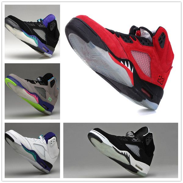 Retro 5 Raging Bull Women Oreo Space Jam Metallic V Men Basketball Shoes Sneakers 2016 Outdoor Sports Shoes Sizes 5.5 13 Michael Sports Basketball Shoes For Girls Discount Shoes Online From Sexymichael, $50.99| Dhgate.Com