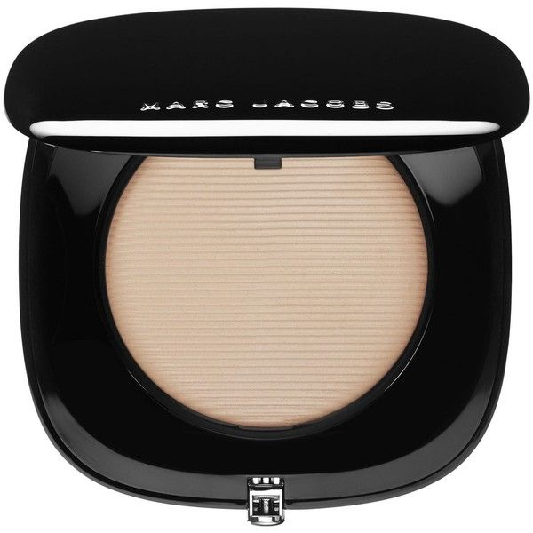 Marc Jacobs Perfection Powder Featherweight Foundation ($46) ❤ liked on Polyvore featuring beauty products, makeup, face makeup, foundation, marc jacobs foundation, marc jacobs, moisturizing foundation, hydrating powder foundation and anti aging foundation
