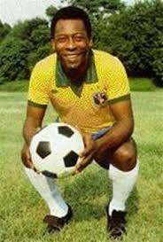 """Este pin trata sobre el jugador de futbol posiblemente el mas talentoso del siglo XX, Edson Arante do Nascimento, mas conocido como """"Pele""""."""