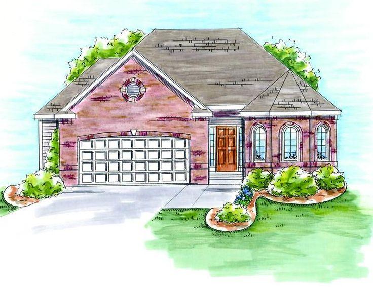 Houseplan 402 01377 for Houseplans net
