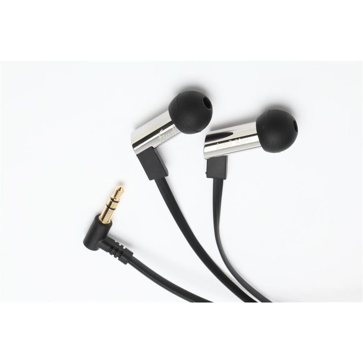Astell & Kern Balanced Armature #Earphones (Black/Silver)  Model: AKR01  Specifications:  • Length: 47 (1.2m) • Weight: .56 oz (16g) • Driver Type: Proprietary Balanced Armature with Balancing Air Movement mechanism (BAM) • Earphone Type: Canal-type Enclosed Earphones with Stainless Steel Housing • Connector Type: 1/8 (3.5mm) • Impedance: 16 ohms • Signal to Noise: 112dB  #ASENT_Media_Centres