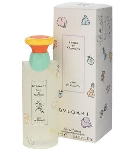 Petits Et Mamans By Bvlgari For Women. Eau De Toilette Spray, 3.4 Ounces $27.94 (save $27.06) + Free Shipping