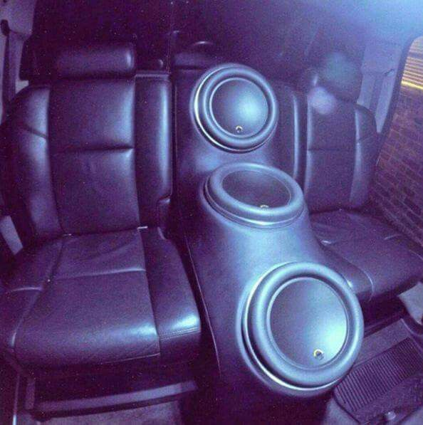 2001 2014 Ford F250 Super Crew Truck Dual 10 Subwoofer: 25+ Best Ideas About Custom Subwoofer Box On Pinterest