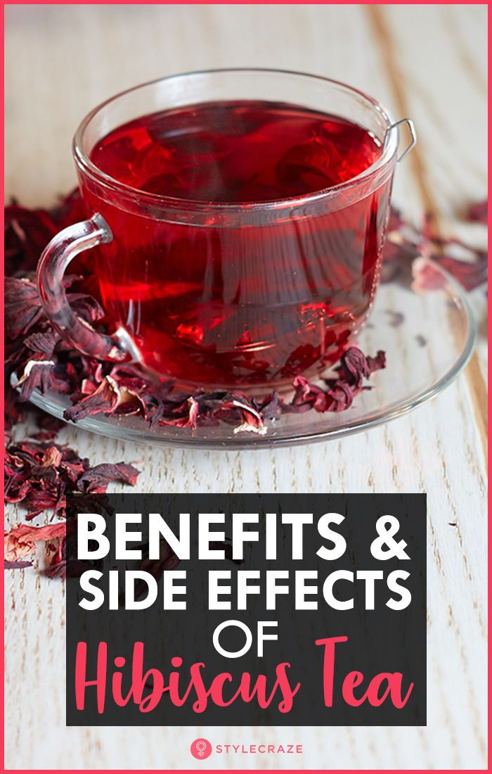 Hibiscus Tea Benefits How To Make Side Effects With Images