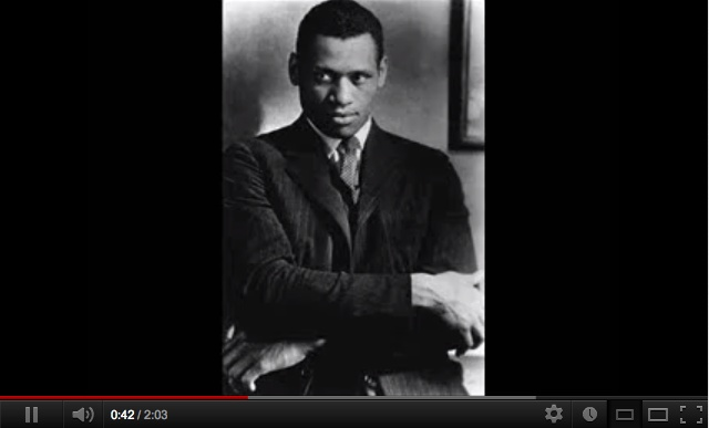 Paul Robeson - Let My People Go