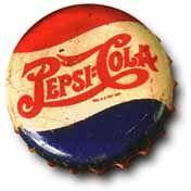 old-fashioned pepsi-cola cap #madeintheUSA