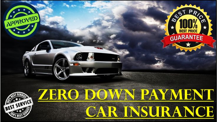 Best #autoinsurance With #zerodownpayment: #Comprehensive Car Insurance Available