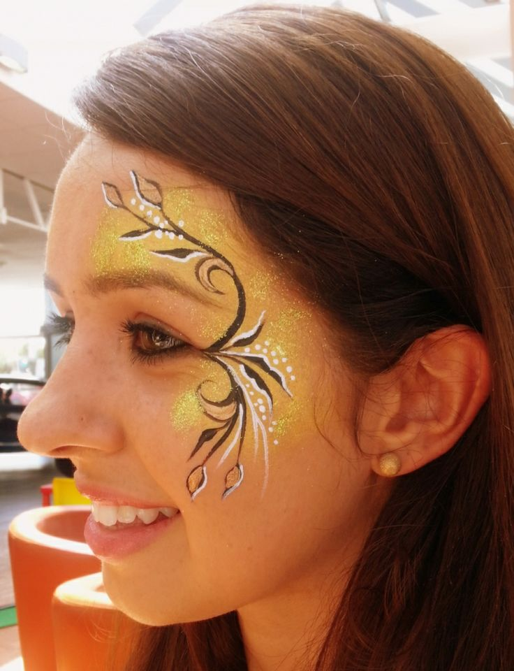 83 best face painting images on pinterest face paintings for Face painting business