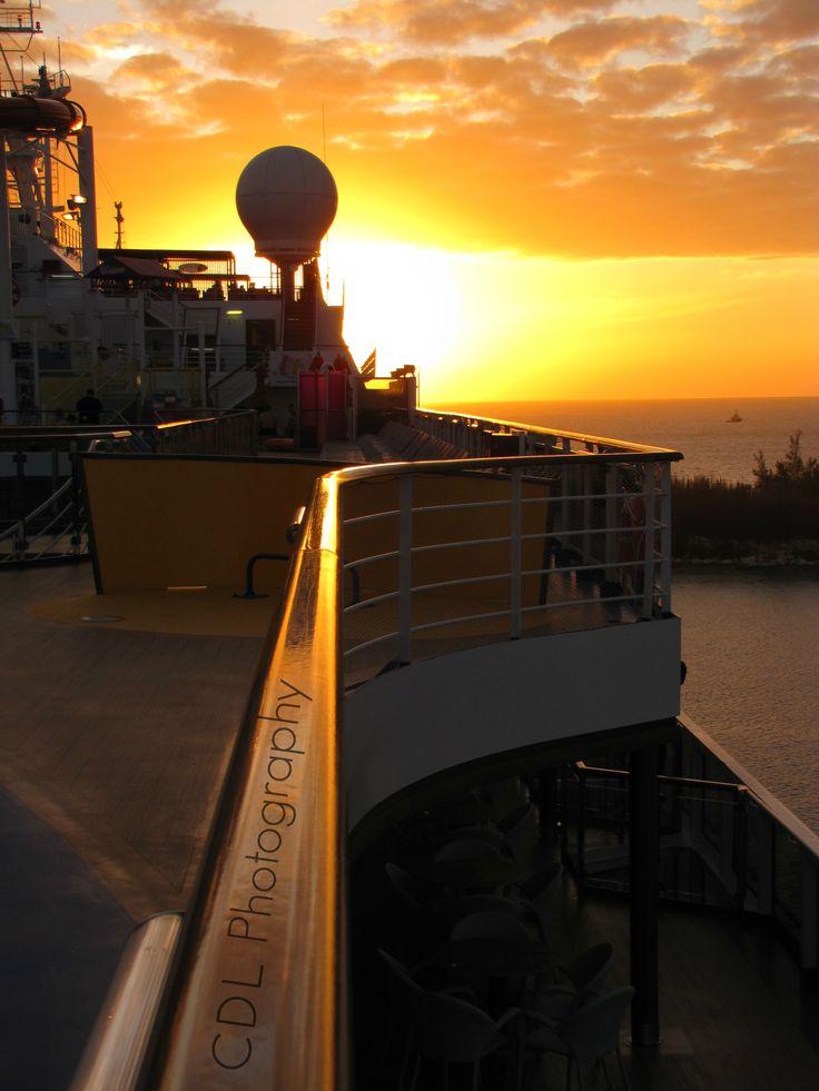 Sailing across the Atlantic Ocean from Barcelona, Spain to Galveston, Texas