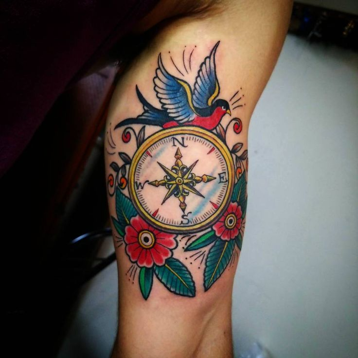 50+ Great American Traditional Tattoo Designs and Ideas