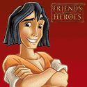 Friends and Heroes Bible DVD Homeschool Curriculum Review and #Giveaway