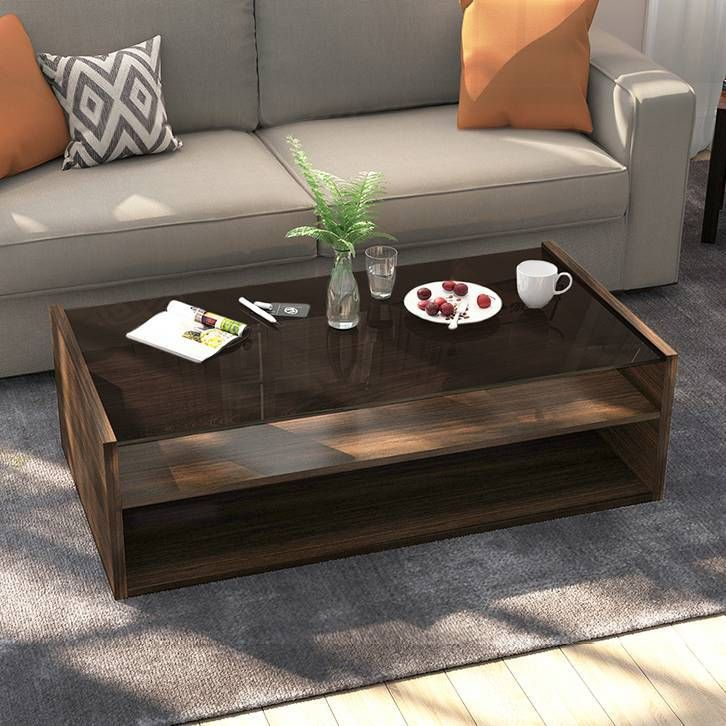 Sofa Table In Living Room Fireplace Alita Storage Coffee Table