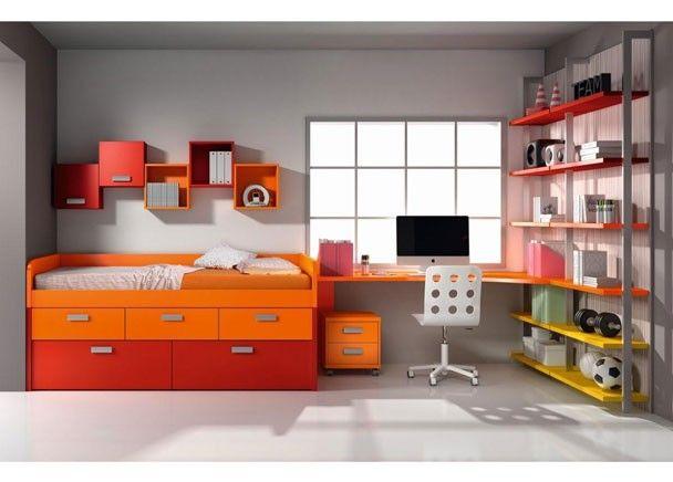 M s de 20 ideas incre bles sobre dormitorios rojos en - Habitaciones infantiles blancas ...