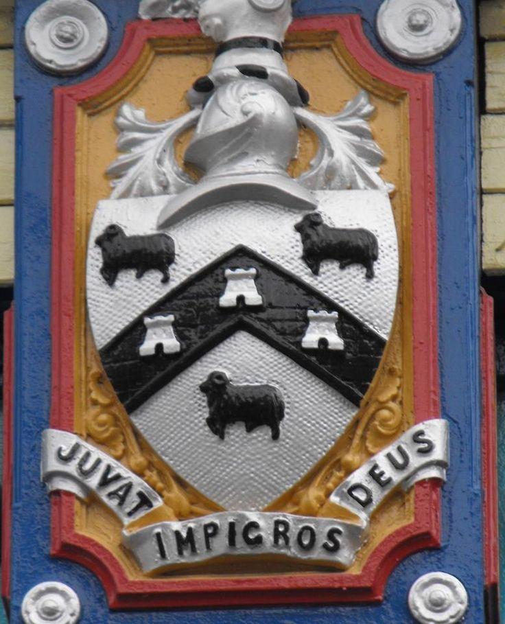 Coat of Arms at Huddersfield Market