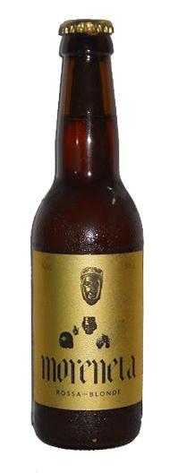 Barna Brew Moreneta Blonde: Blonde Ale