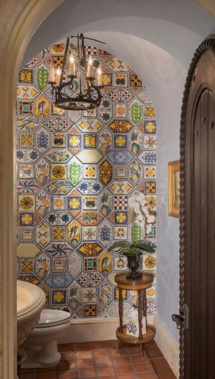 50 Decor Bathroom Remodel Shiplap Spanish Style Bathrooms Mediterranean Decor Spanish Style Homes
