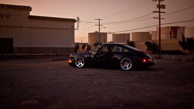 An Established Breed: Brian Henderson's Porsche 964 by StanceWorks. www.stanceworks.com