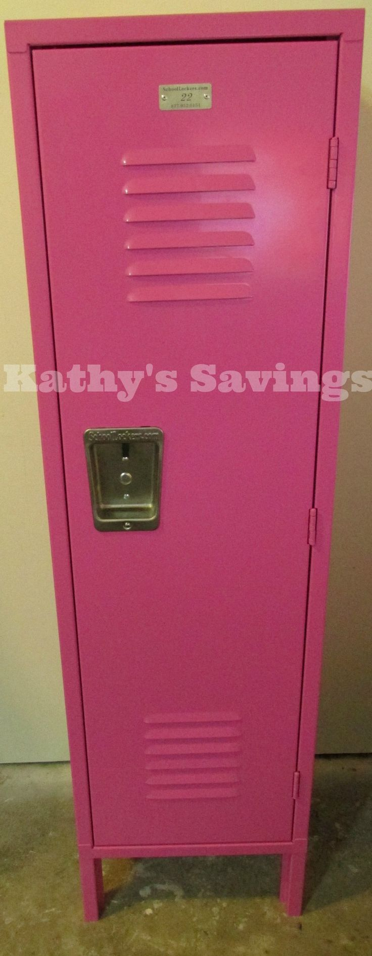 @SchoolLockers.com Thanks for the review from Kathy's Savings!