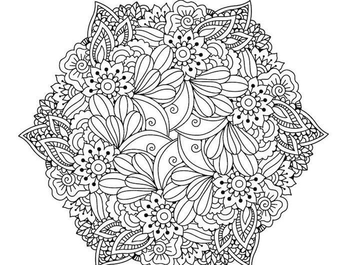 1001 Coole Mandalas Zum Ausdrucken Und Ausmalen Mandalas Zum Ausdrucken Ausdrucken Mandalas