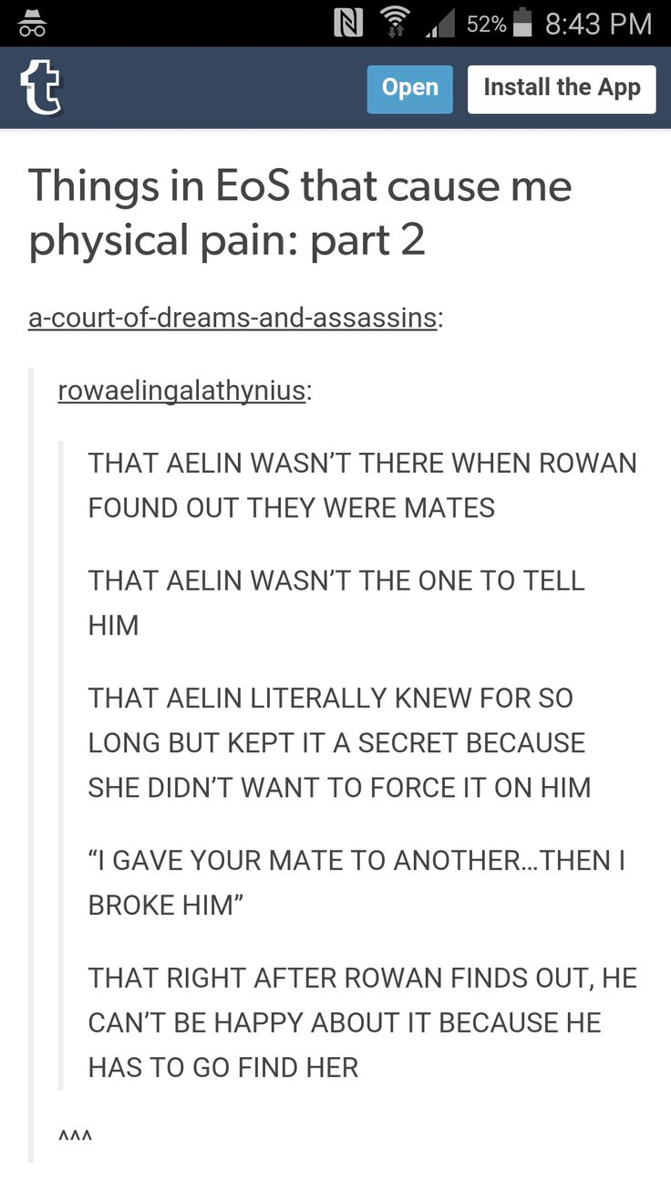 I HATE THE I GAVE YOUR MATE TO ANOTHER I CANT THATS SO EVIL I LOVE ROWAELIN THEY ONLY DESERVE THE UPMOST HAPPINESS