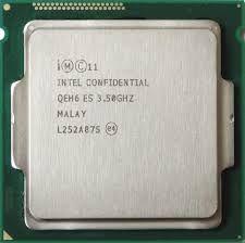 Procesor (včetně chlazení) PC