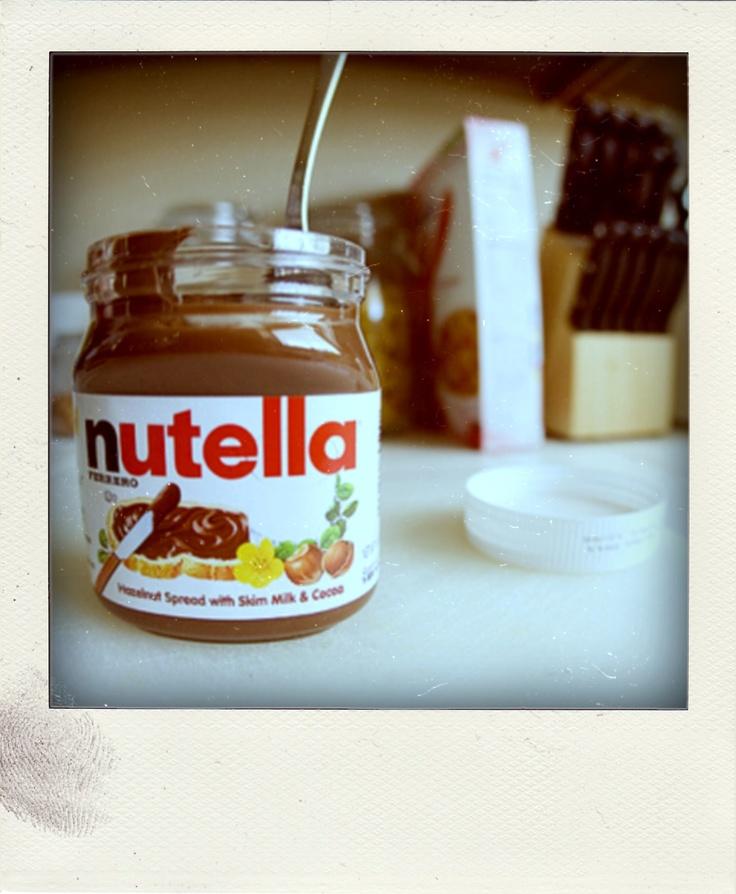 Nutella | Food | Pinterest