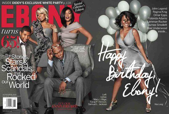 Usher, Mary J. Blige, Taraji P. Henson, Samuel L. Jackson and Nia Long