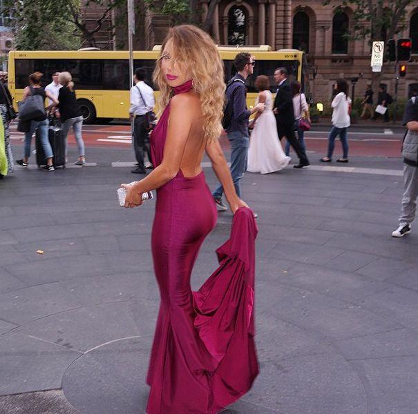 Sydney Fashion Blogger wearing Alin Le'Kal - www.alinlekal.com
