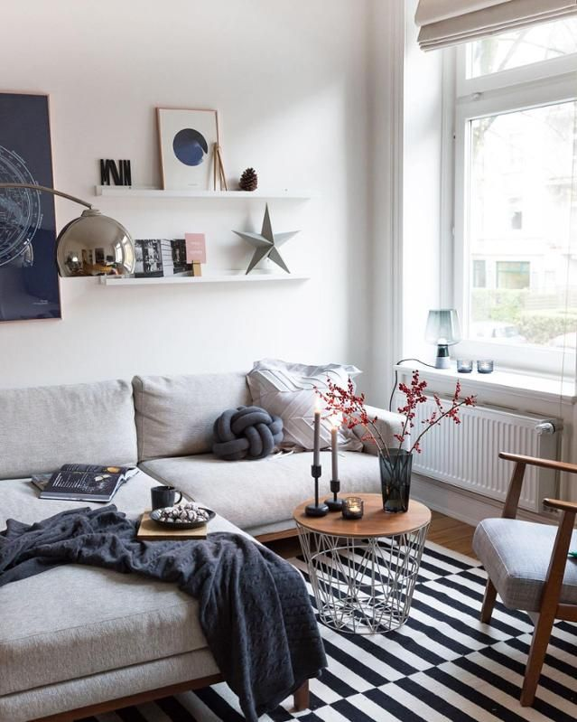 Skandinavisches Design Ideen: So geht's!