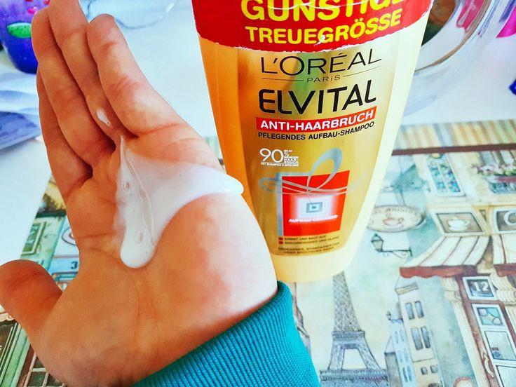 Loreal Paris Elvital Anti-Haarbruch