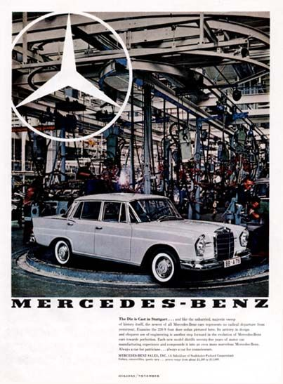 1000 Images About Mercedes Benz Vintage Advertising On