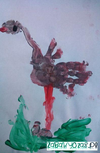 Kreatywne malowanie palcami