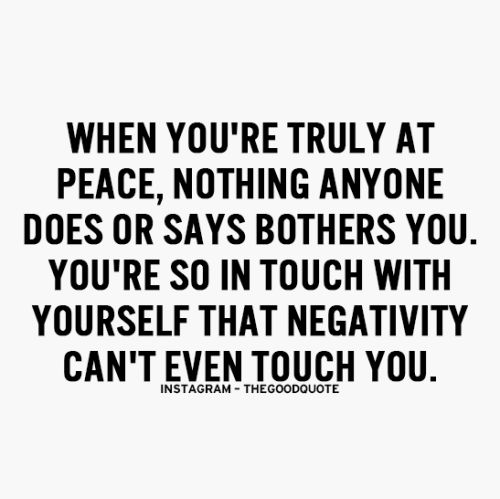 Seeking Inner Peace Quotes: 25+ Best At Peace Quotes On Pinterest