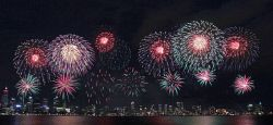 TWA-0061667 © WestPix Skyworks. Australia Day on the South Perth Foreshore. 26 JANUARY 2016. Picture: Danella Bevis The West Australian