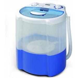 DOMO Miniwaschmaschine MW300 beste Angebot | Mini Waschmaschine