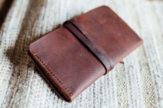 the hustler wrap wallet with phone sleeve // от HUSTLEANDHIDE