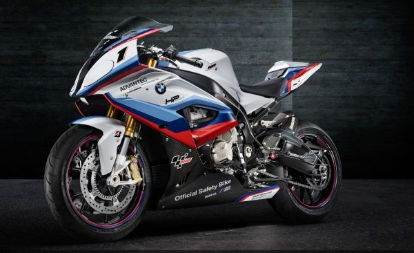 BMW S1000RR Motor Tercepat di Dunia