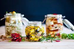 Naučte se připravit luxusní nakládané sýry!