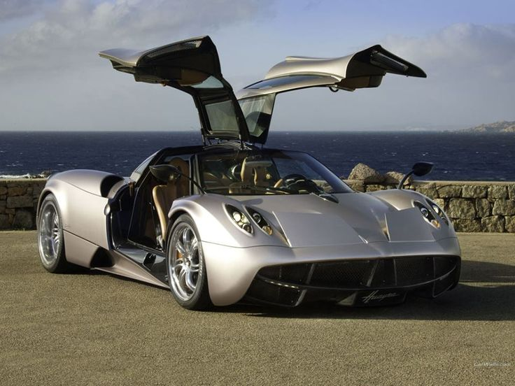 2012 Pagani Supercars Huayra The Lightest Sports Cars In Its Class   Sport  Cars And The Concept