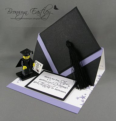 A Card for the Graduate by BronJ - Cards and Paper Crafts at Splitcoaststampers