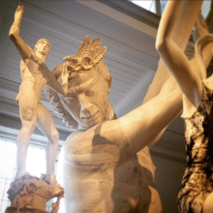 En av favoriterna av Carl Milles statyer, Millesgården.