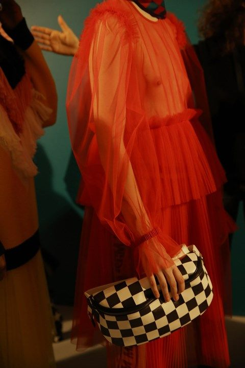 MSGM AW17 dazed milan fashion week