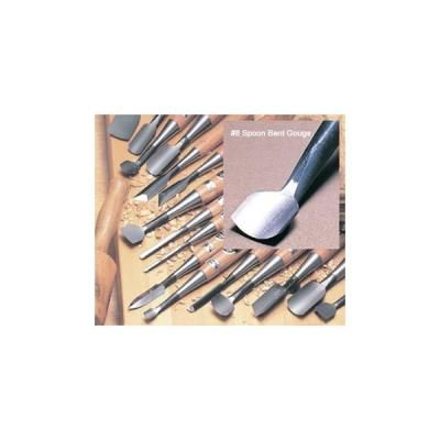 "Buy 3/4"" #8 Spoon Bent Gouge -Takahashi at Japan Woodworker"