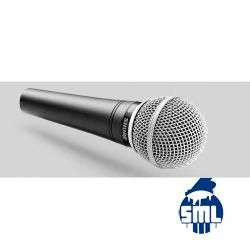 Ampliar Microfone SM 48 LC
