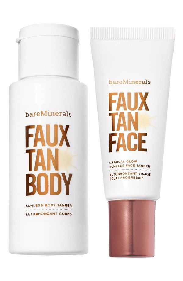 These are the best self tanning products! Love them!