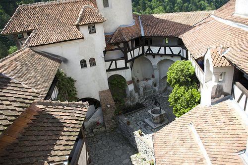 Il castello di Bran - Castelul Bran - The Bran Castle (Braşov, România)