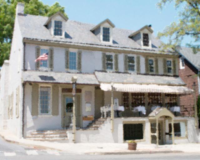 Kennett Square Inn Restaurant In Pa