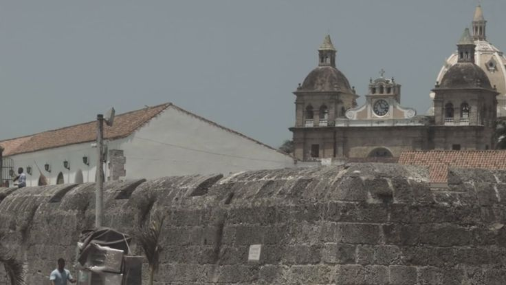 Colonial Cartagena, Colombia